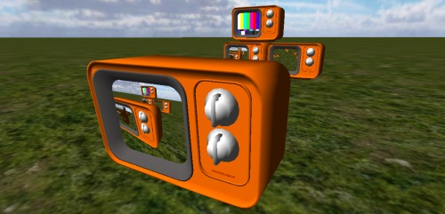Interactive TV Demo Screenshot